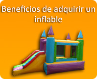 Beneficios de adquirir un inflable